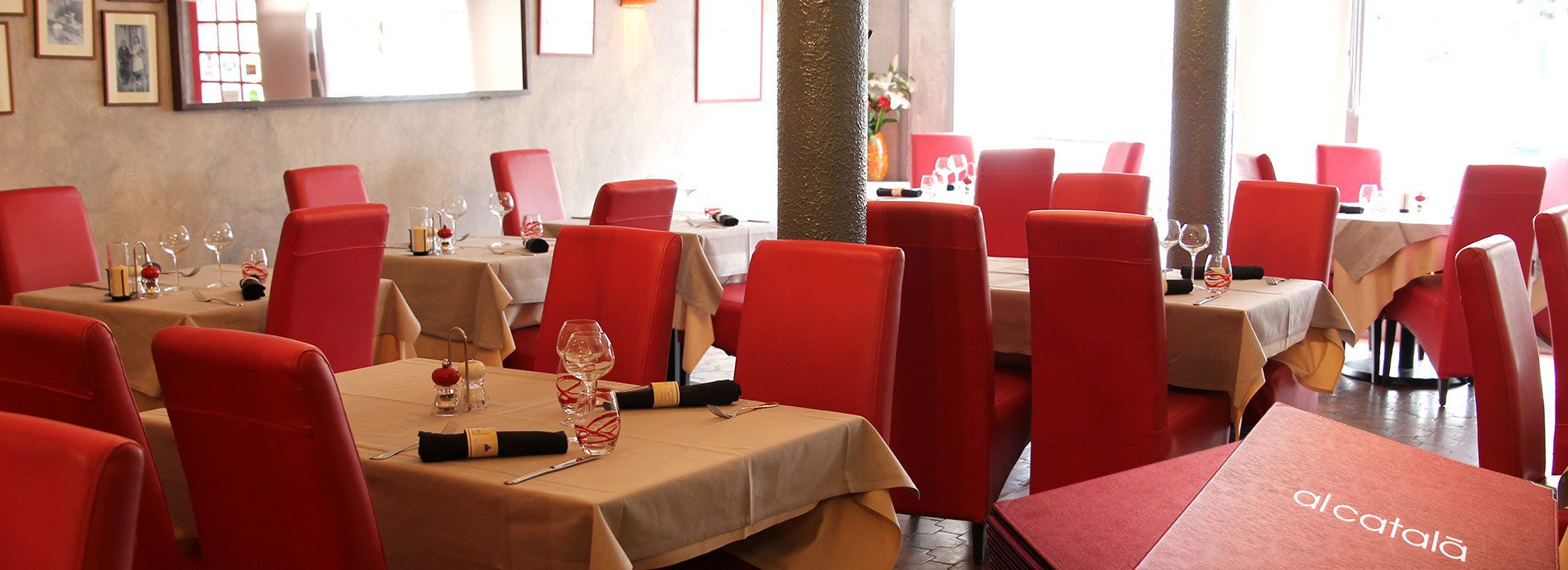 Restaurant Céret Al Catala dans les Pyrénées Orientales